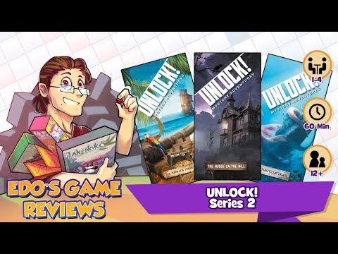 Edo's Unlock! Mystery Adventures Review