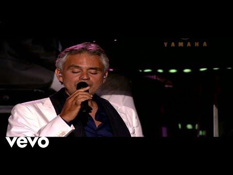 """Andrea Bocelli Interpreta """"La Vie En Rose"""""""