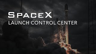 SpaceX Launch Control Center 24/7 LIVE #Starlink