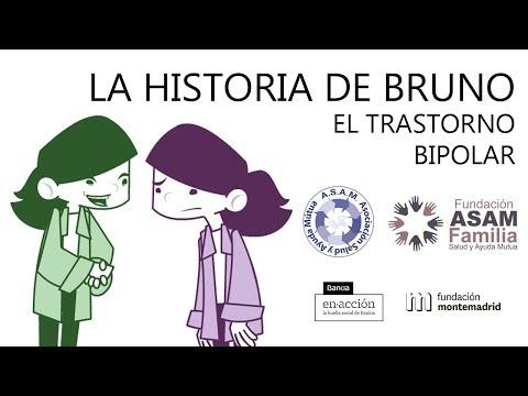 La Historia de Bruno: El trastorno bipolar