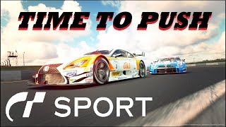 GT Sport Time To Push - Super GT Daily Race