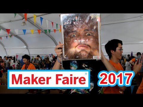 Maker Faire vlog 2017