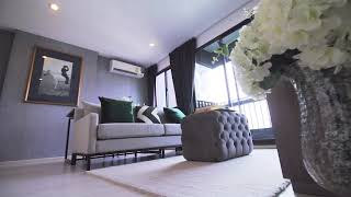 Ready to Move in High-Rise Condo at Bang Sue next to MRT Station - Studio Units - Up to 44% Discount!