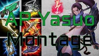 (Serious) AP Yasuo Montage