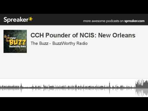 CCH Pounder of NCIS: New Orleans (part 2 of 2, made with Spreaker)