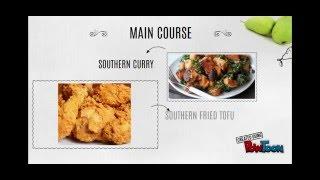 SOUL FOOD VEGAN :  SOUTHERN FRIED TOFU