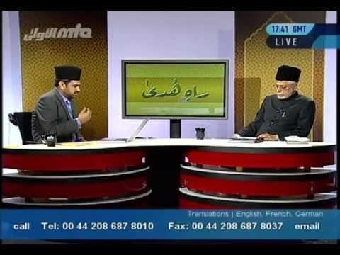 Live Fragen und Antworten über Islam und Ahmadiyya