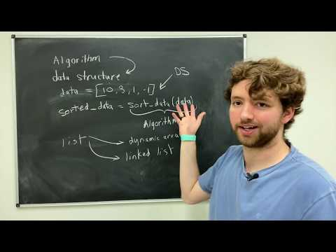 Introduction to Data Structures and Algorithms - YouTube