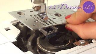 Mantenimiento de Máquina de Coser - Digital