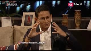 Download Video Sandiaga Uno Didatangi Penagih Hutang di Hotman Paris Show! Siapa Ya? Part 3B - HPS MP3 3GP MP4