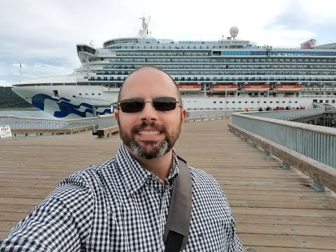 10 Days 2017 Alaska Grand Princess Ship Tour & Review (Things I liked & Did Not like)