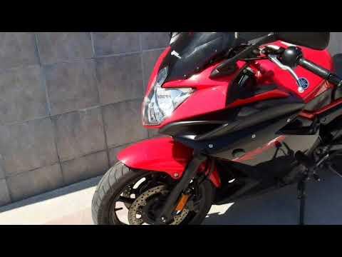 2015 Yamaha FZ6R in San Marcos, California
