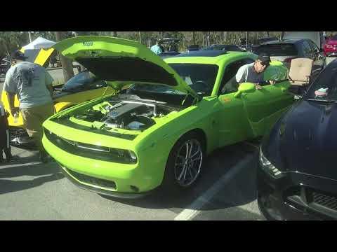 2019 Florida Gulf Coast University Car Show - Fort Myers, Florida