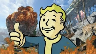 Fallout 4 & The Contaminated Commonwealth