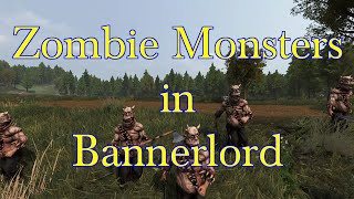 Zombie Monsters in Mount and Blade 2 Bannerlord