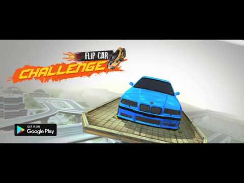 Видео Flip Car Challenge 2017