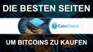 Beste Seite, um Bitcoin in Kanada zu erwerben