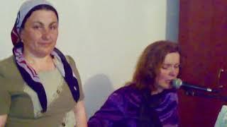 Цибац Ацциевна- вабабай (Зильбачи) даргинская песня