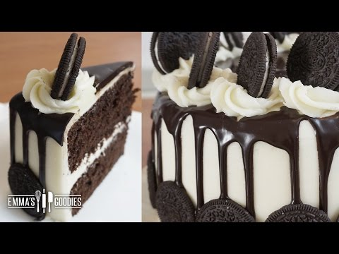 Chocolate OREO Cake Recipe!