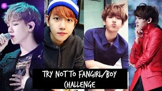 [Baekhyun Version] Try not to fangirl/boy challenge