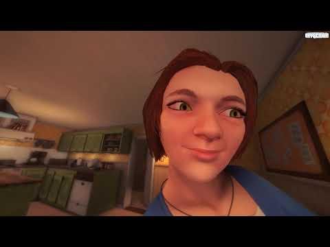МИЛЫЙ МИШКА, МАТЮКАЮЩАЯСЯ МАЛЫШКА - Игра Among The Sleep Прохождение Летсплей Обзор На Русском #1