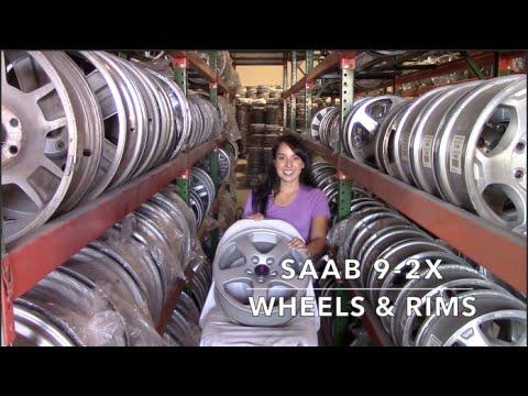 Factory Original Saab 9-2X Rims & OEM Saab 9-2X Wheels – OriginalWheel.com