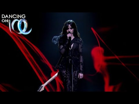 Camila Cabello - Never Be The Same (Live on Dancing On Ice 2018) HD