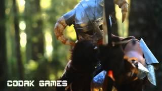 Skyrim The Real Dragonborn На русском языке