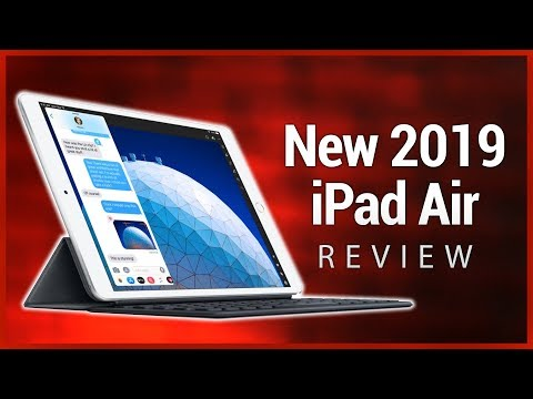 External Review Video 4RQwWcOOMxw for Apple iPad Air (4th-gen, 2020)