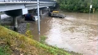Потоп в Казани. 21.08.2012