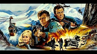 Drinker's Extra Shots - Where Eagles Dare