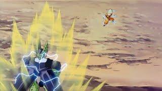 SSJ2 Goku vs Super Perfect Cell