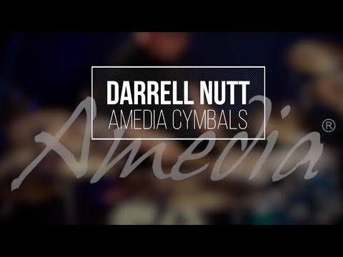 Darrell Nutt Amedia Cymbals