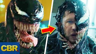 10 Things Marvel Doesn't Want You To Know About The Venom Movie
