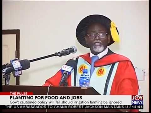 Planting for Food and Jobs - The Pulse on JoyNews (29-3-18)