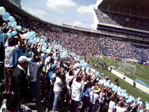 """""""porra del puebla fc"""" Barra: Malkriados • Club: Puebla Fútbol Club"""