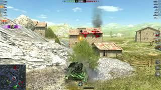 WT  Auf Pz. IV 7197DMG 4Kills | World Of Tanks Blitz | Leventevegvari