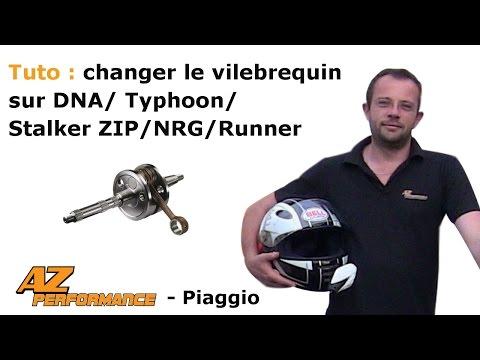 Changer le vilebrequin de son Typhoon / Stalker / Zip / ...