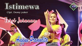 Download lagu Anggun Pramudita Istimewa Versi Jaranan Mp3