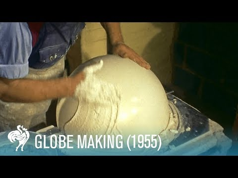 Globe Making: How the World is Made (1955)