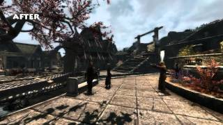 Skyrim Daily Mod Shout Out #83 Immersive First Person View