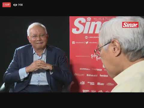 Sinar Harian: Eksklusif bersama Datuk Seri Najib Tun Razak