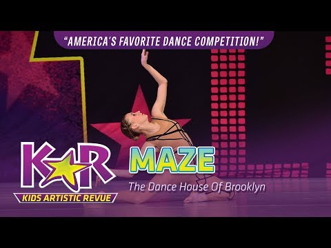 """Maze"" from The Dance House Of Brooklyn"