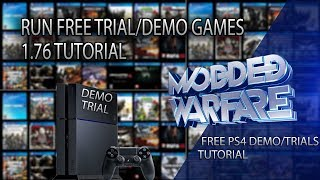 How to get Free Games on a 1.76 PS4
