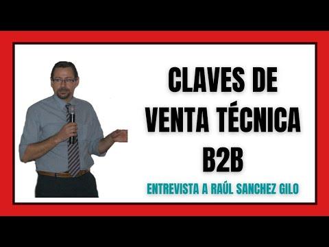 Claves de la Venta Técnica B2B