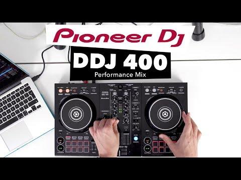 Pioneer DDJ 400 Performance Mix – EDM, House, Reggaeton