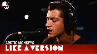 Arctic Monkeys Cover Tame Impala Feels Like We Only Go Backwards