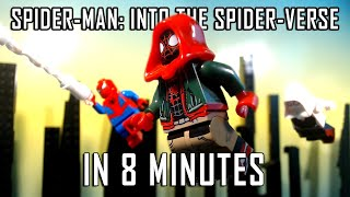 Spider-Man: Into The Spider-Verse in 8 Minutes
