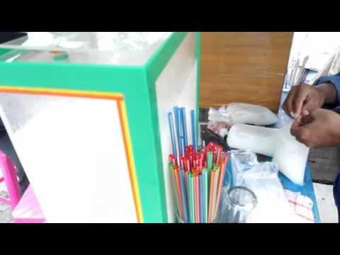 Video Jajanan Jalanan Es Sirsak Obat Gulo