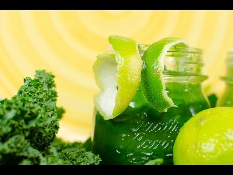 Video Amazing Kale Juice Recipe